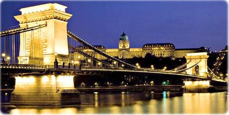Bridge over the Danube, Budapest